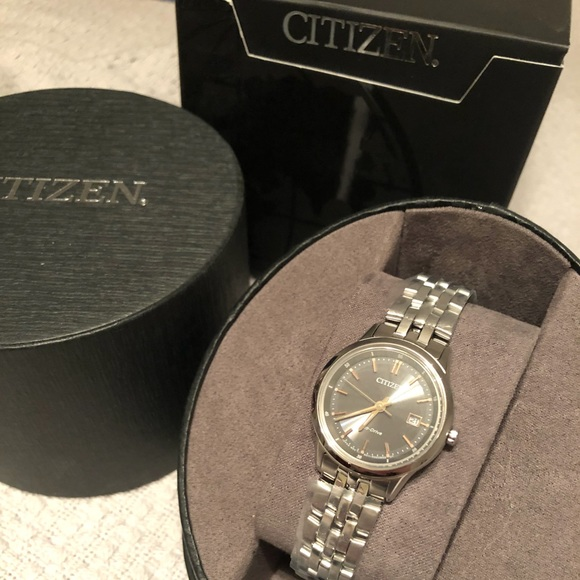 5e4f138e8e5f39 Citizen Accessories | Watch Womens Eco Drive | Poshmark